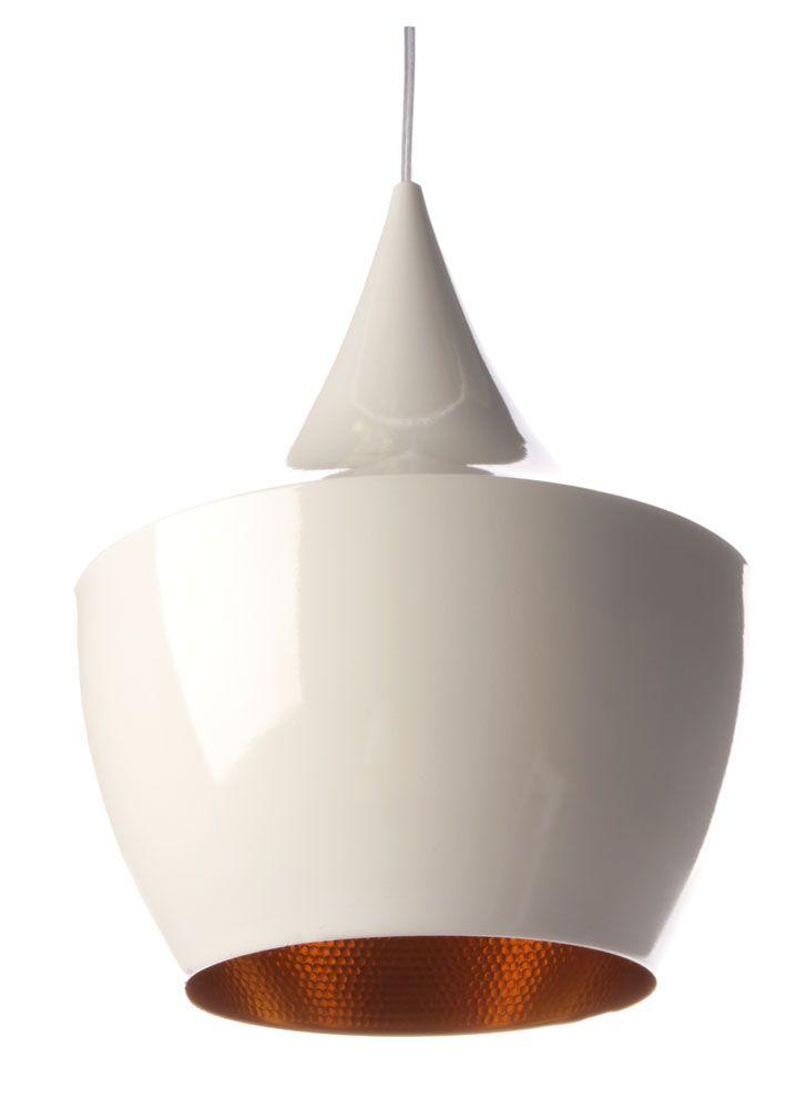 The Matt Blatt Replica Tom Dixon Beat Shade Fat Lamp by Tom Dixon ...