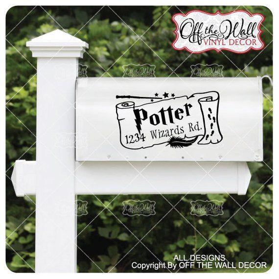 Harry potter ravenclaw house nom texte cut vinyl wall art autocollant//autocollant