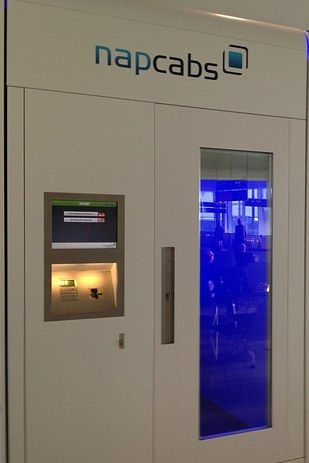 These Airport Nap Pods Are Every Tired Traveler's Dream ...