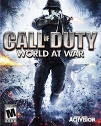 Call Of Duty World At War Pc World At War Cover Art Cover