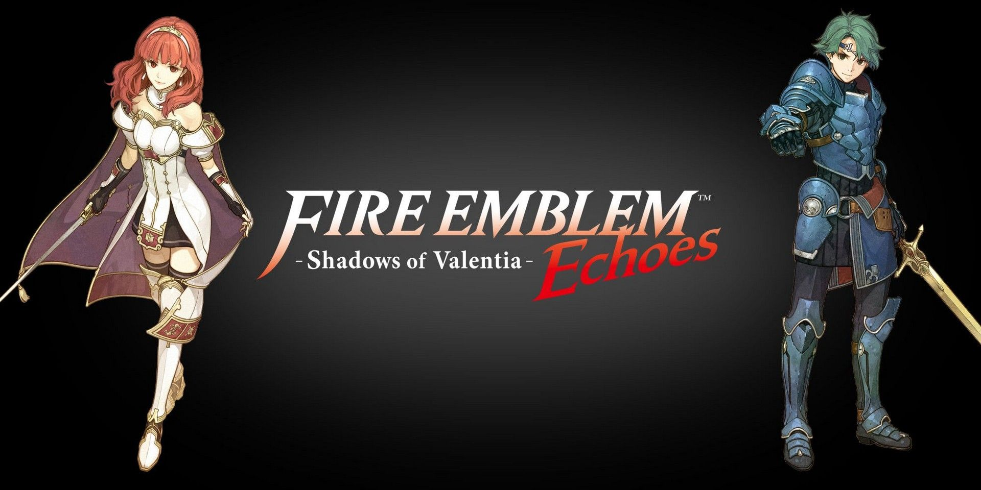 Fire Emblem Echoes Shadows Of Valentia Wallpapers Hd Fire