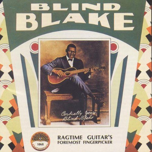 Blind Blake Ragtime Guitars Foremost Fingerpicker Yazoo