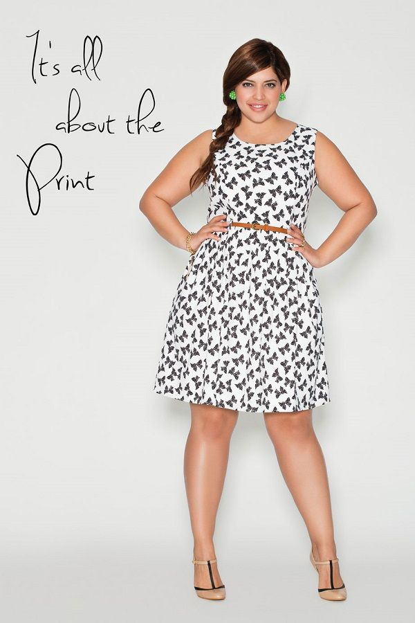 klänningar för stora tjejer