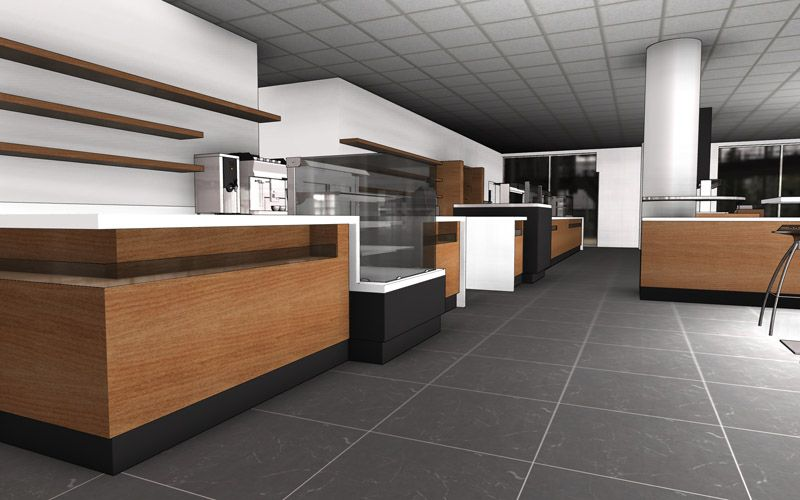 Restaurant Design, 3D Visual – by Space Catering