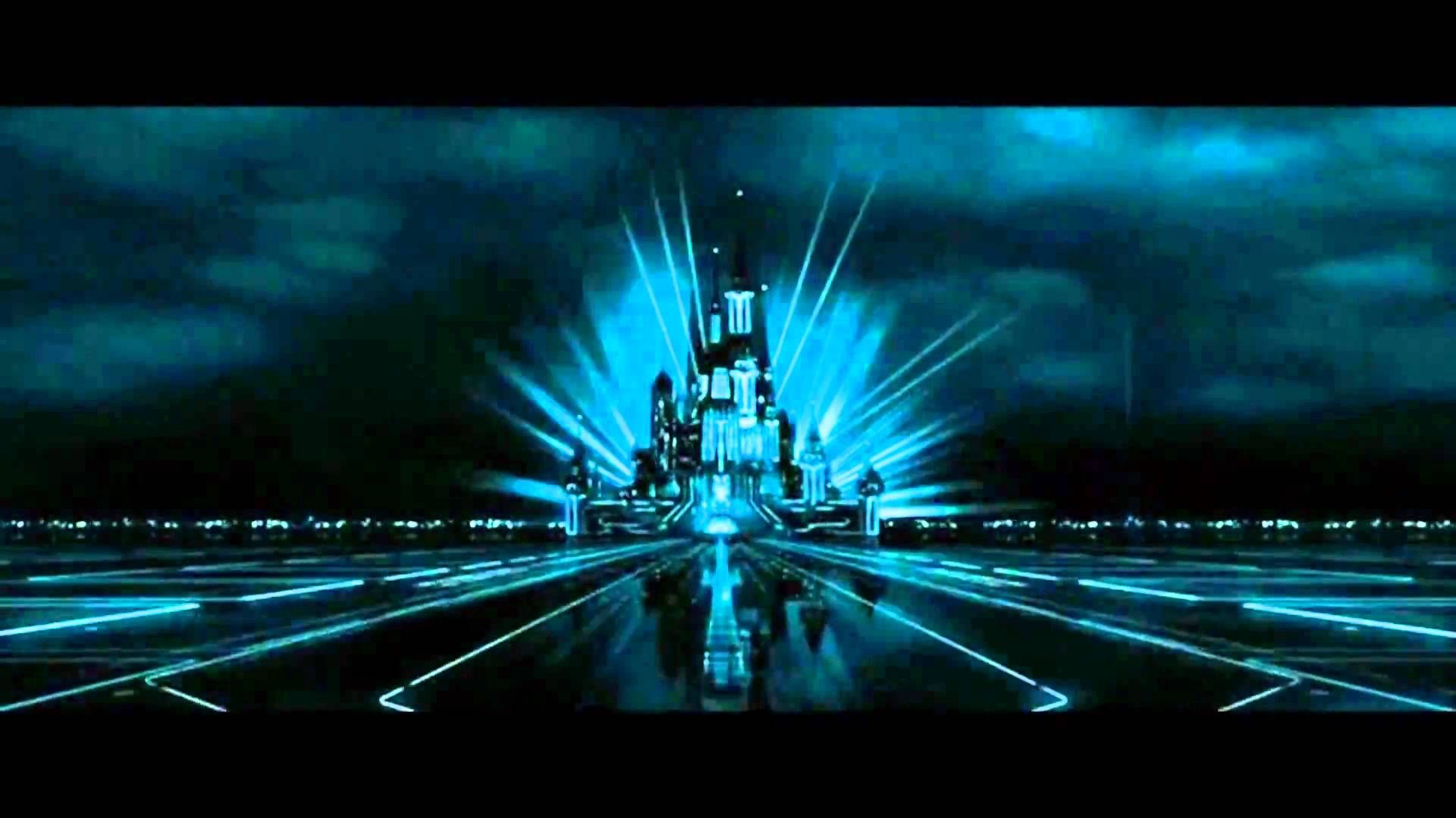 "Logo Walt Disney Pictures ""TronLegacy"" YouTube Disney"