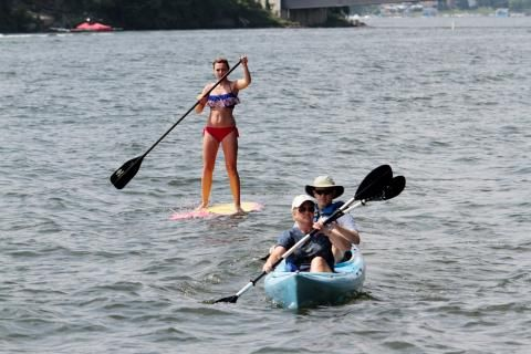 Paddle Your Way to Fitness | What's Nxt