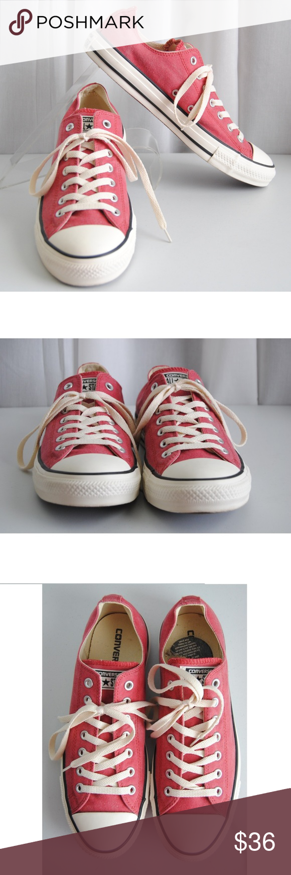 28e2034277a1 Converse Chuck Taylor All Stars-Chili Pepper Red CONVERSE CHUCK TAYLOR ALL  STAR LOW TOP