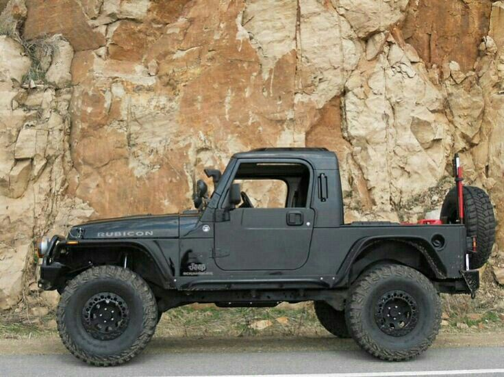 Jeep Lj Rubicon Halfcab Jeep Partsaccessories Pinterest Jeep