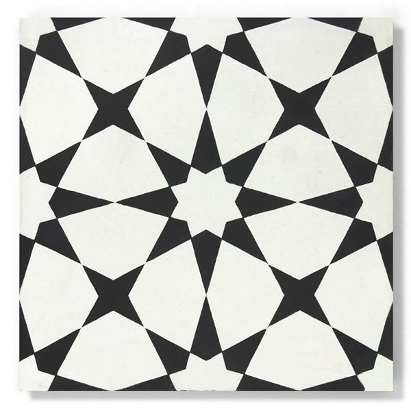 Patterned Cement Tiles From Tiles Encaustic Tile Tile Patterns