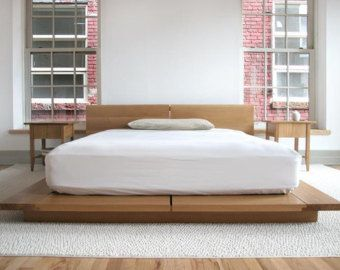mid century modern bed google search
