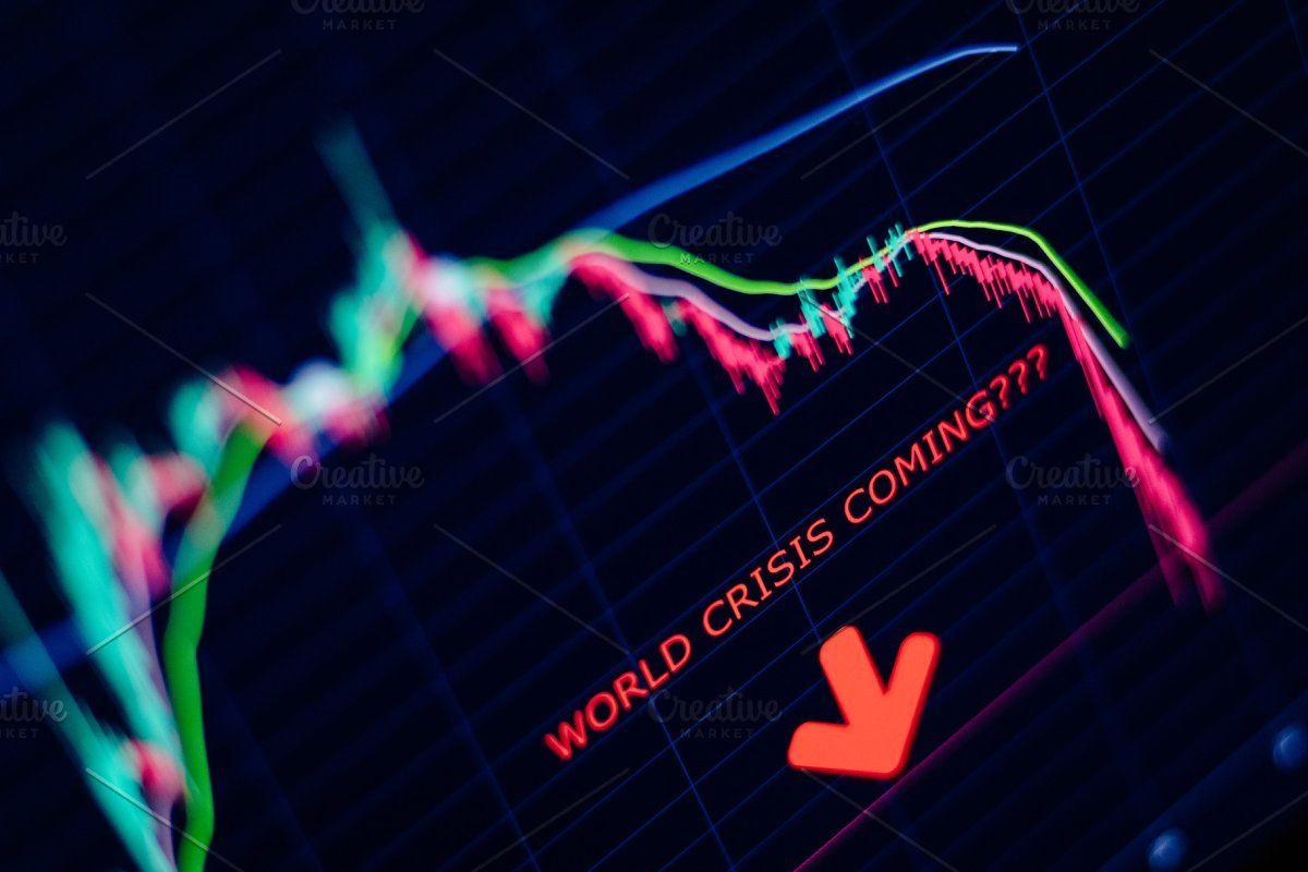 Economy Crisis Panic Stock Market Cr In 2020 Stock Market Stock Market Crash Economy