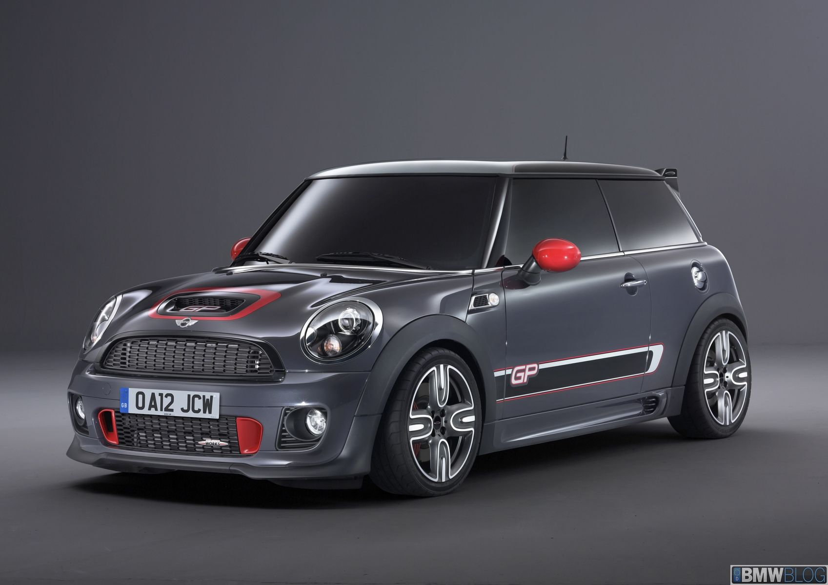 High resolution picture sets in wallpaper format full technical specifications and information on the 2012 mini john cooper works gp