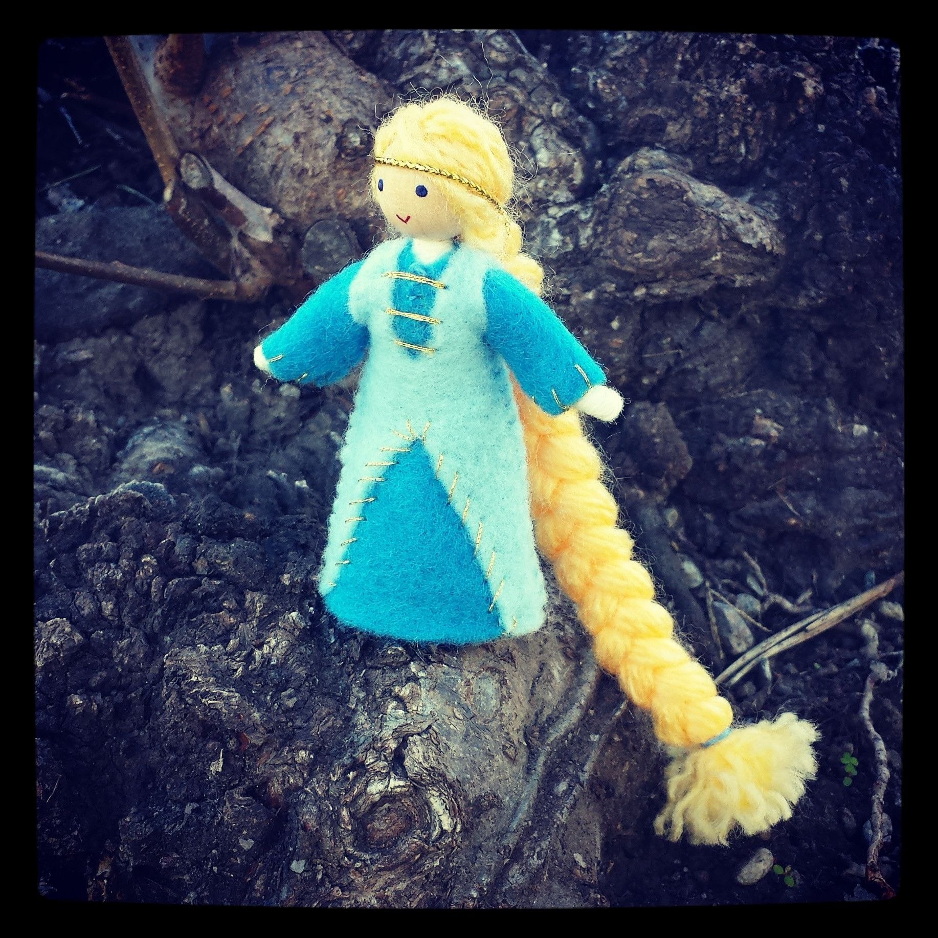 Rapunzel Princess Doll | Rapunzel, Princess and Dolls