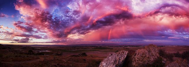 Rocks and Rainbows | Flickr - Photo Sharing!