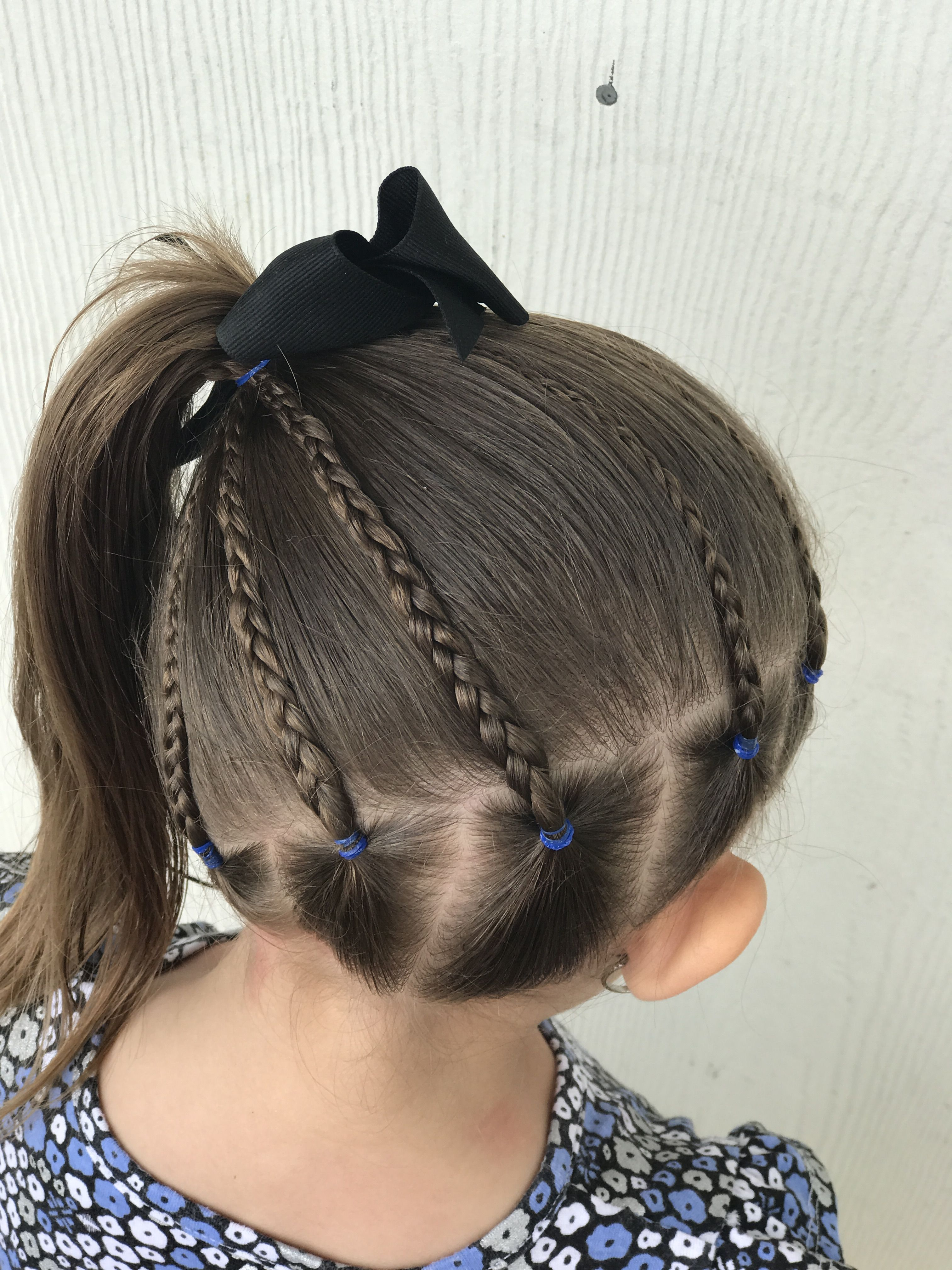 cute hairstyles for little girls, toddlers, young ages