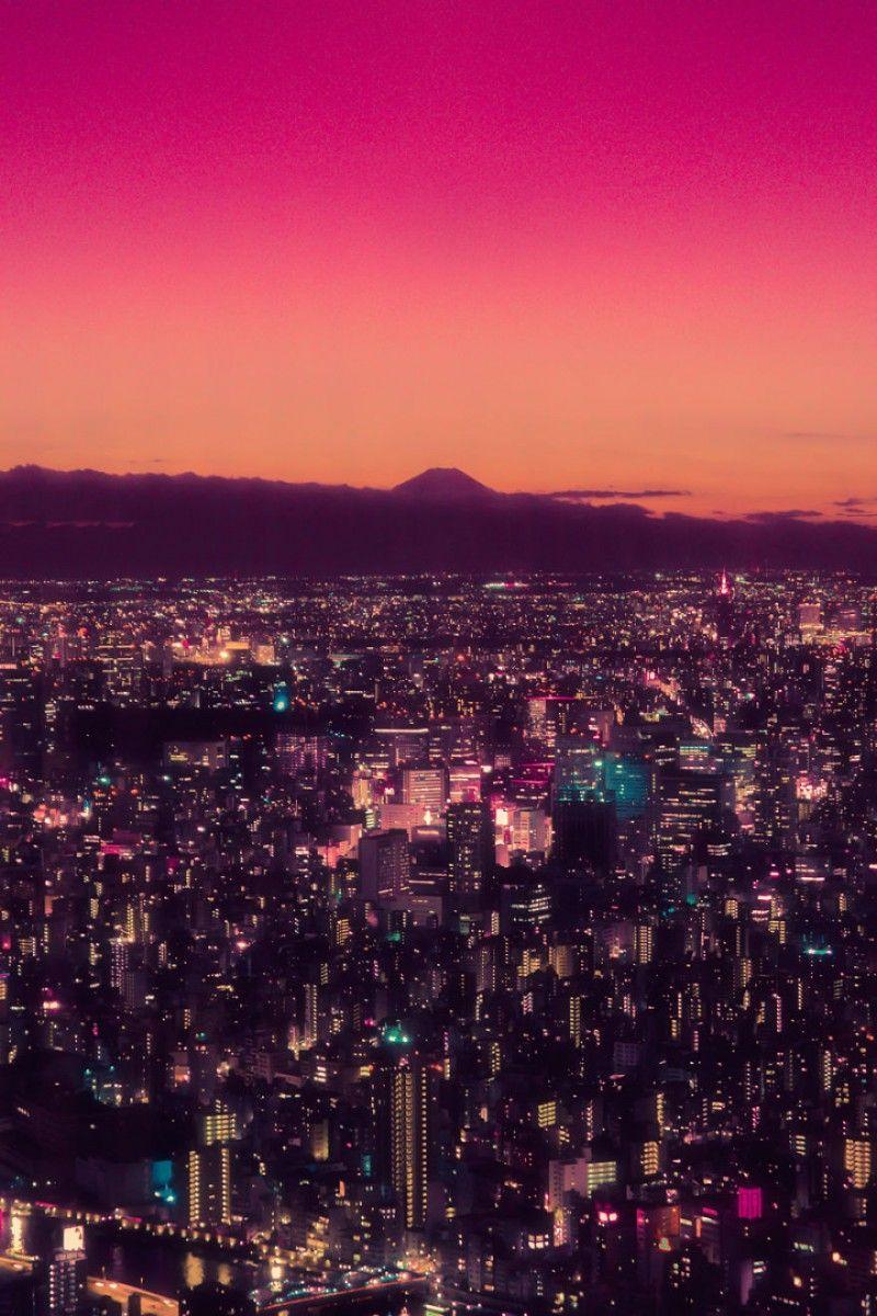 صور مذهلة من أعلى الأماكن في طوكيو تظهر جمال المدينة Places In Tokyo City Capture Photo