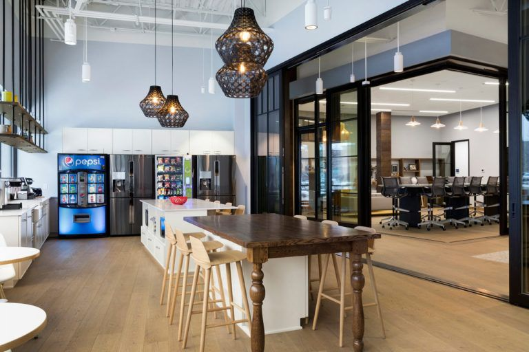Marvin Windows and Doors Remodels Their Minnesota Office
