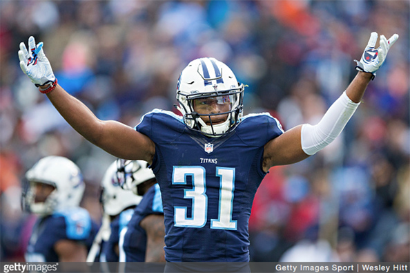 Titans Free Safety Review Kevin Byard Tennessee titans