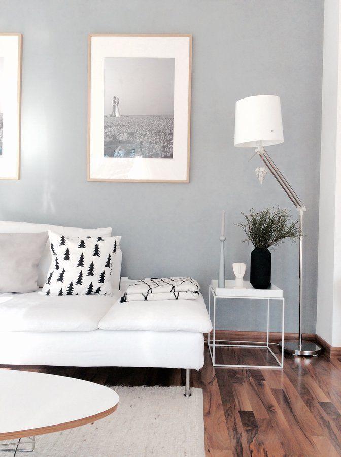 Wintersonne | #Wohnzimmer | Pinterest | Wandgestaltung farbe ...
