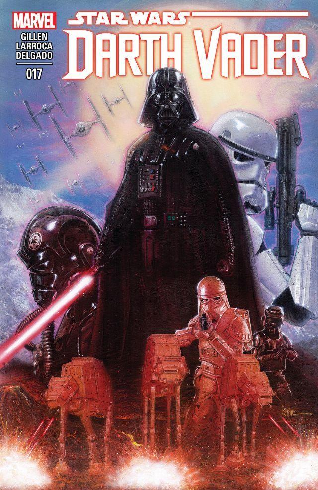 Darth Vader 2015 2016 17 Comics By Comixology Star Wars Comics Star Wars Darth Vader