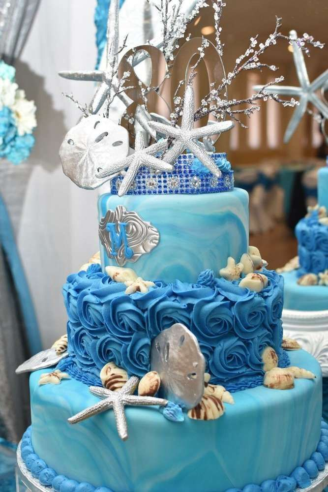Under The Sea Ocean Birthday Party Ideas In 2019 Under