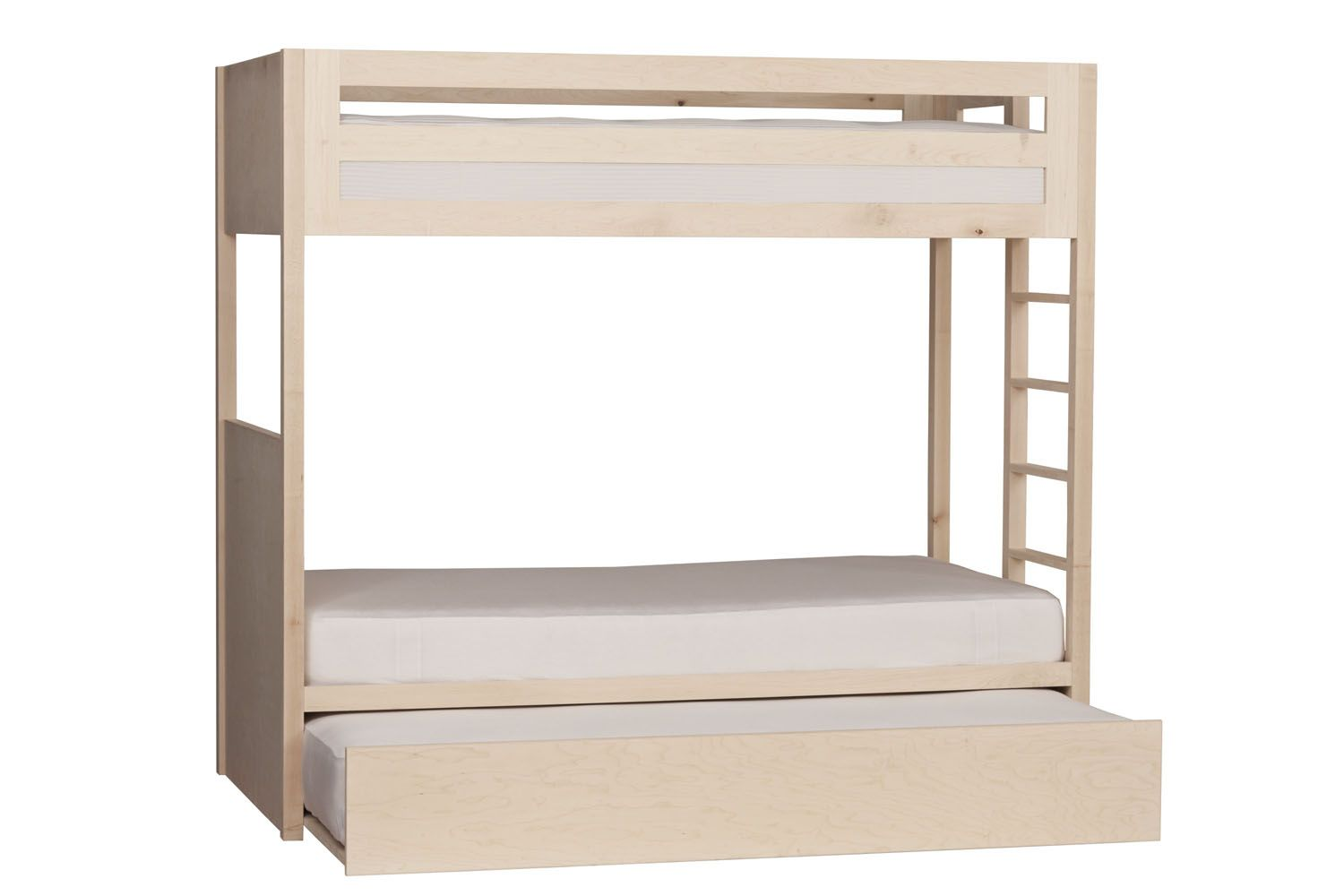Twin Xl Bunk Beds With Trundle Bunk Beds Bunk Bed With Trundle