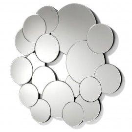 Spiegel - Aniles - Glas - LaForma-Kave Deze sierlijke spiegel is een ...