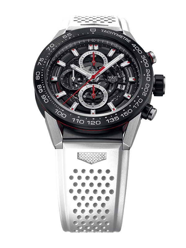 tag heuer carrera calibre heuer 01 100m 45mm CAR2A1Z.FT6051 - TAG Heuer watch price