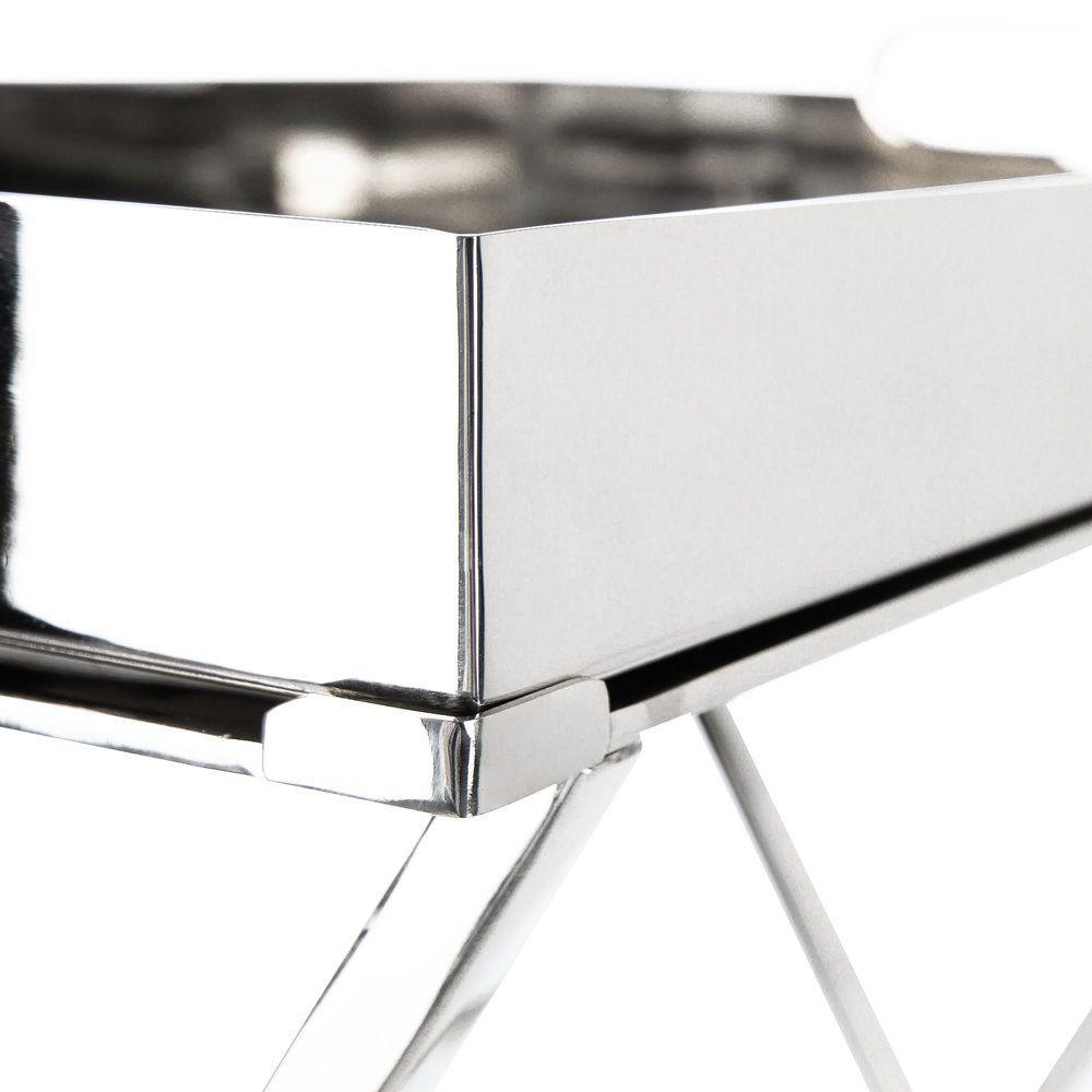 Buy luxe rectangular mirror tray table amara mirror