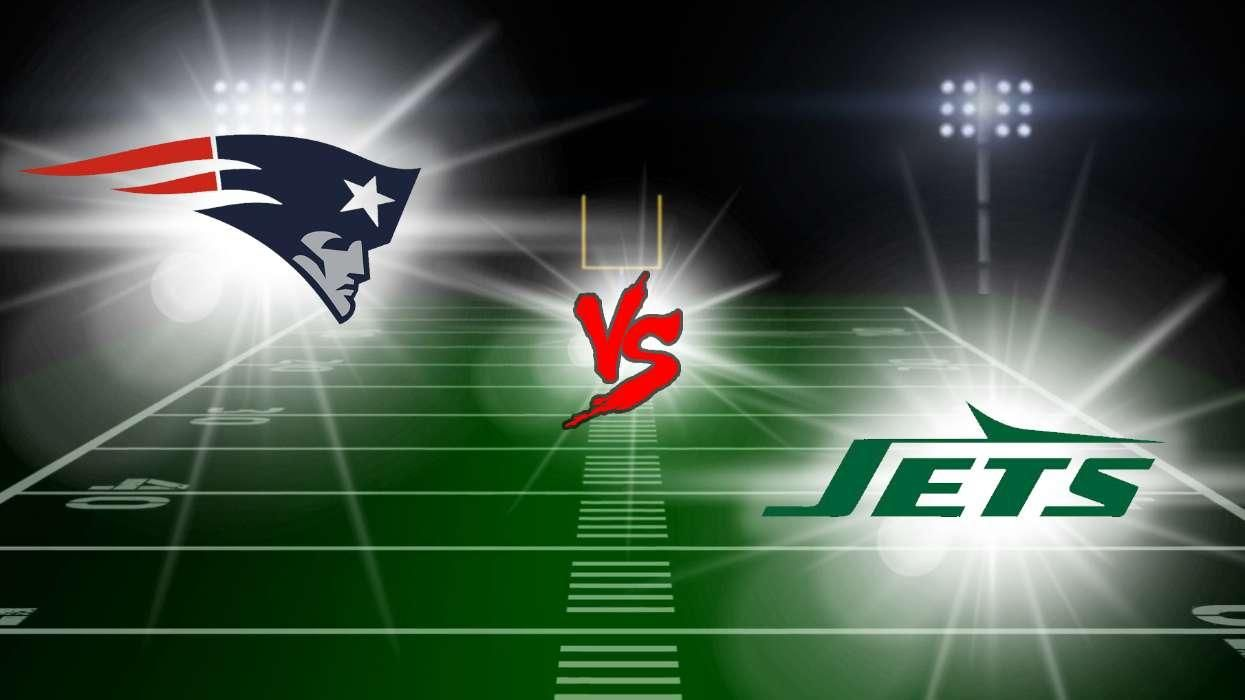 Patriots Vs Jets New England Patriots New York Jets New England