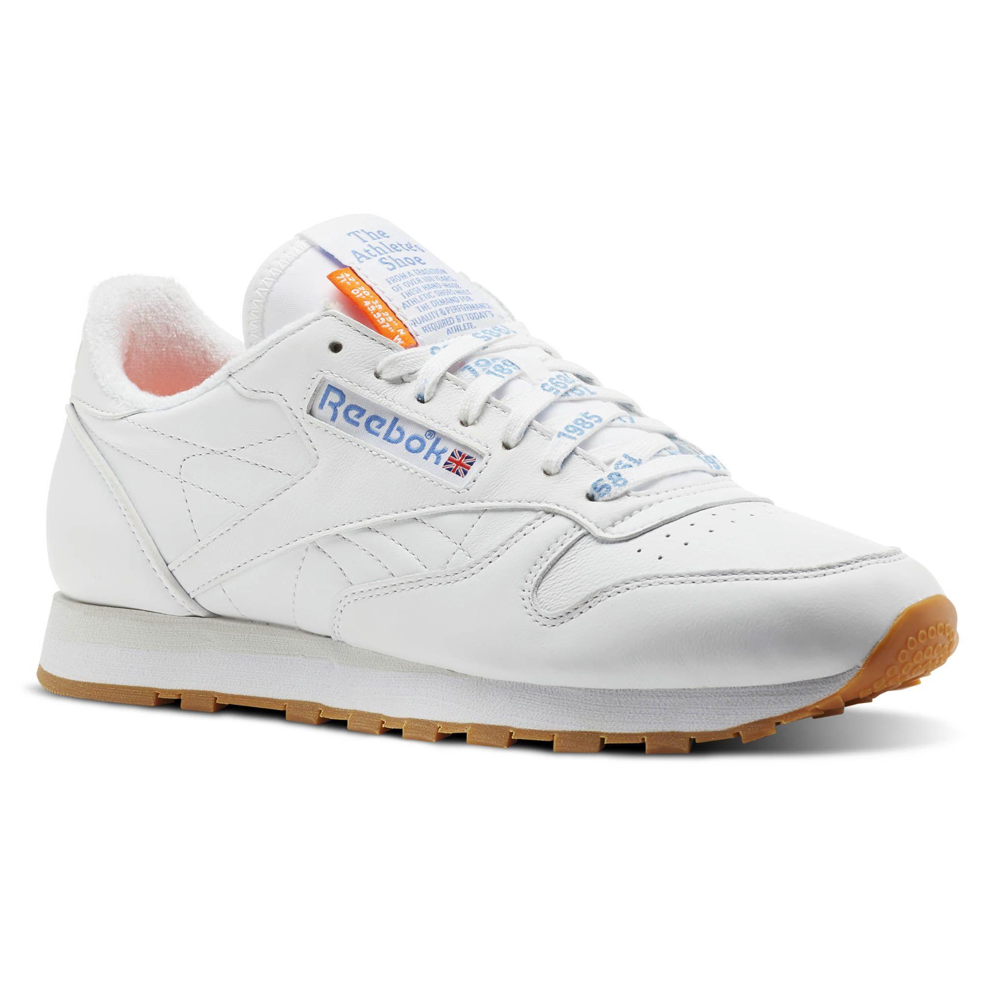 Reebok Boston Classic Leather - White