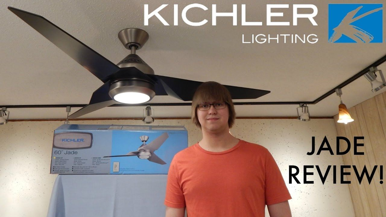 Product Review Kichler Jade Ceiling