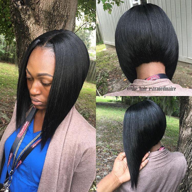 Middle Part Bob Hair Styles Weave Bob Hairstyles Short Hair Styles