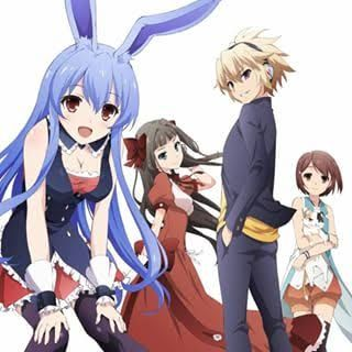 Anime Black Rabbit