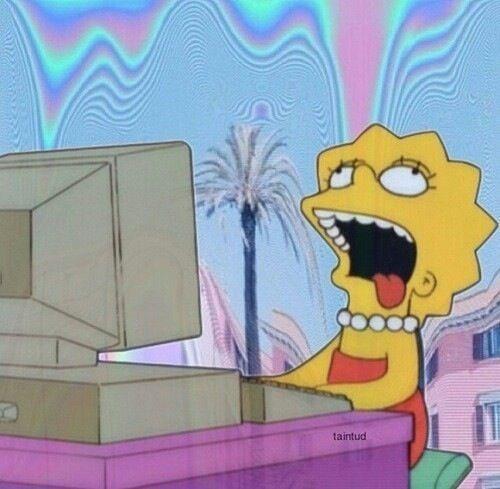 Love It Image World Simpsons Lisa Simpson The Simpsons