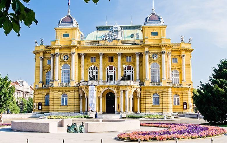 Zagreb Croatia Zagreb Places Around The World Zagreb Croatia