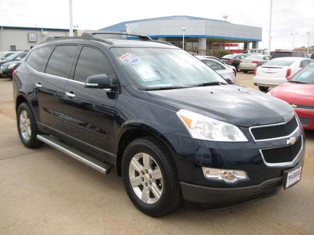 Carfax 1 Owner Reduced From 24 950 Priced To Move 1 300 Below Nada Retail Fuel Efficient 24 Mpg Hwy 17 Mpg Ci Used Suv Chevrolet Traverse Fuel Efficient