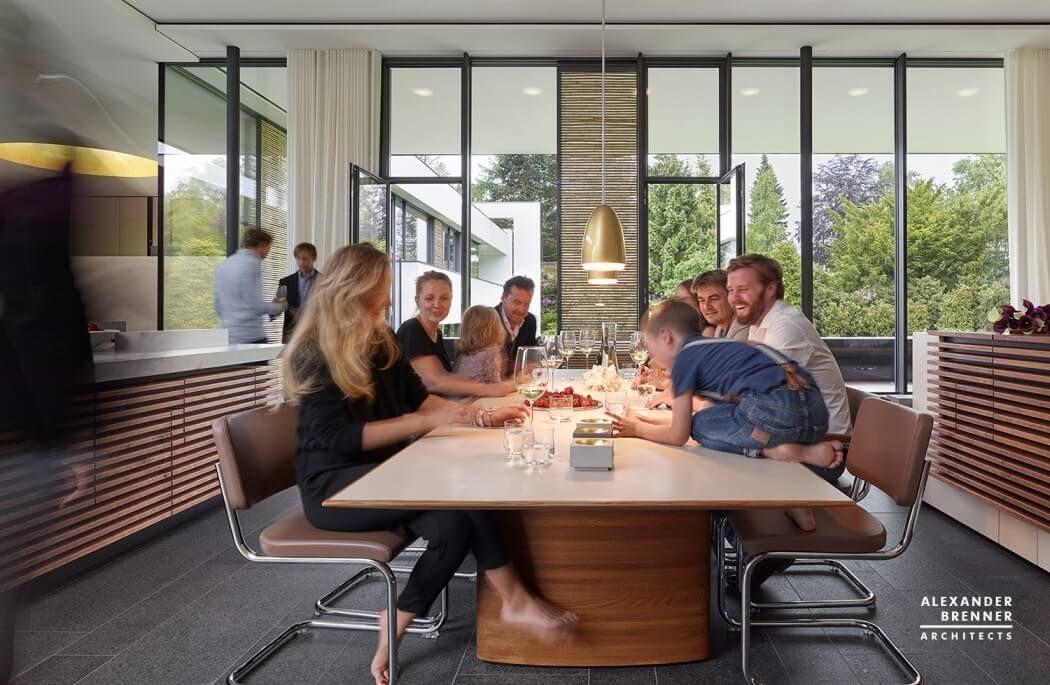 Post Bredeney bredeney casa de brenner arquitectos homeadore cosas