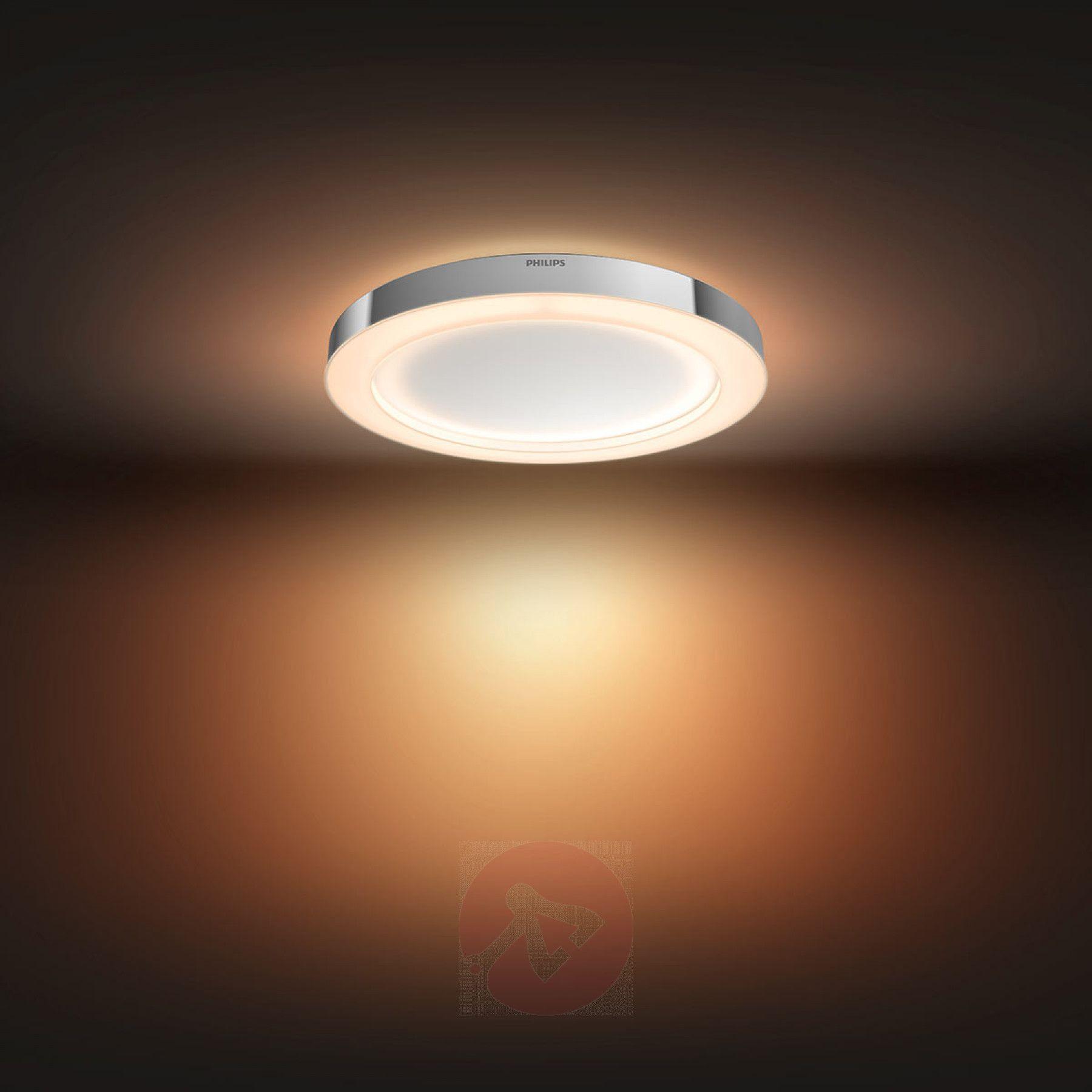 Philips Hue White Ambiance Adore Bad Deckenlampe Schone