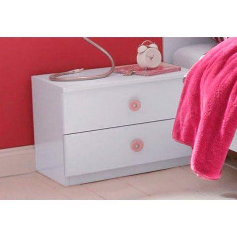 Chevet Junior Fille 2 Tiroirs Rauch Tabea Mobilier Mobilier De Salon Linge De Maison