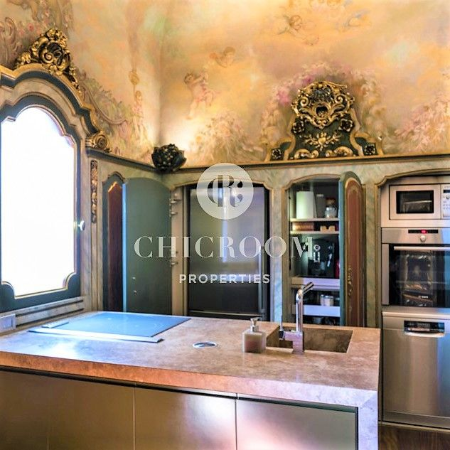 The Masterpiece Of The #apartment: The #kitchen. Set In A