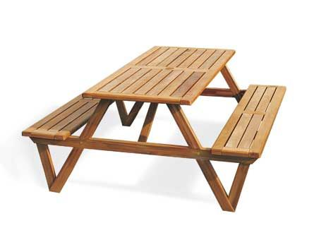 Parke Picnic Table: Remodelista
