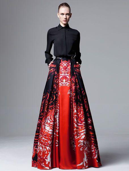 SKIRTS - Knee length skirts Zuhair Murad Buy Cheap Pre Order vPAteY7M