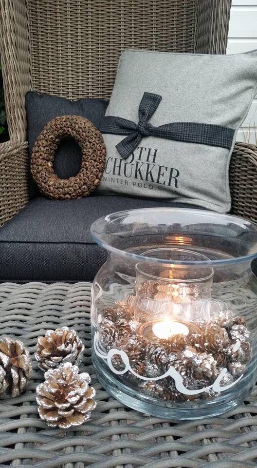 Schöne und gemütliche Herbstdeko für aussen Dies \ Das - wohnzimmer deko diy