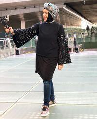 Tutorial Hijab Ala Gen Halilintar Gaya Hijab Hijab