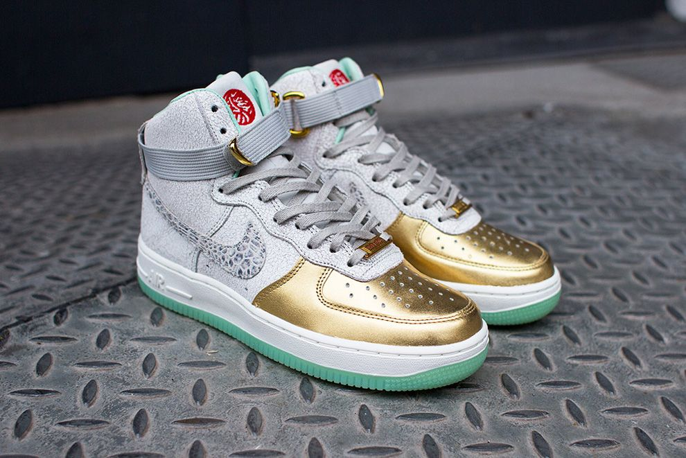 Nike Womens Air Force 1 Hi YOTH Year of the Horse
