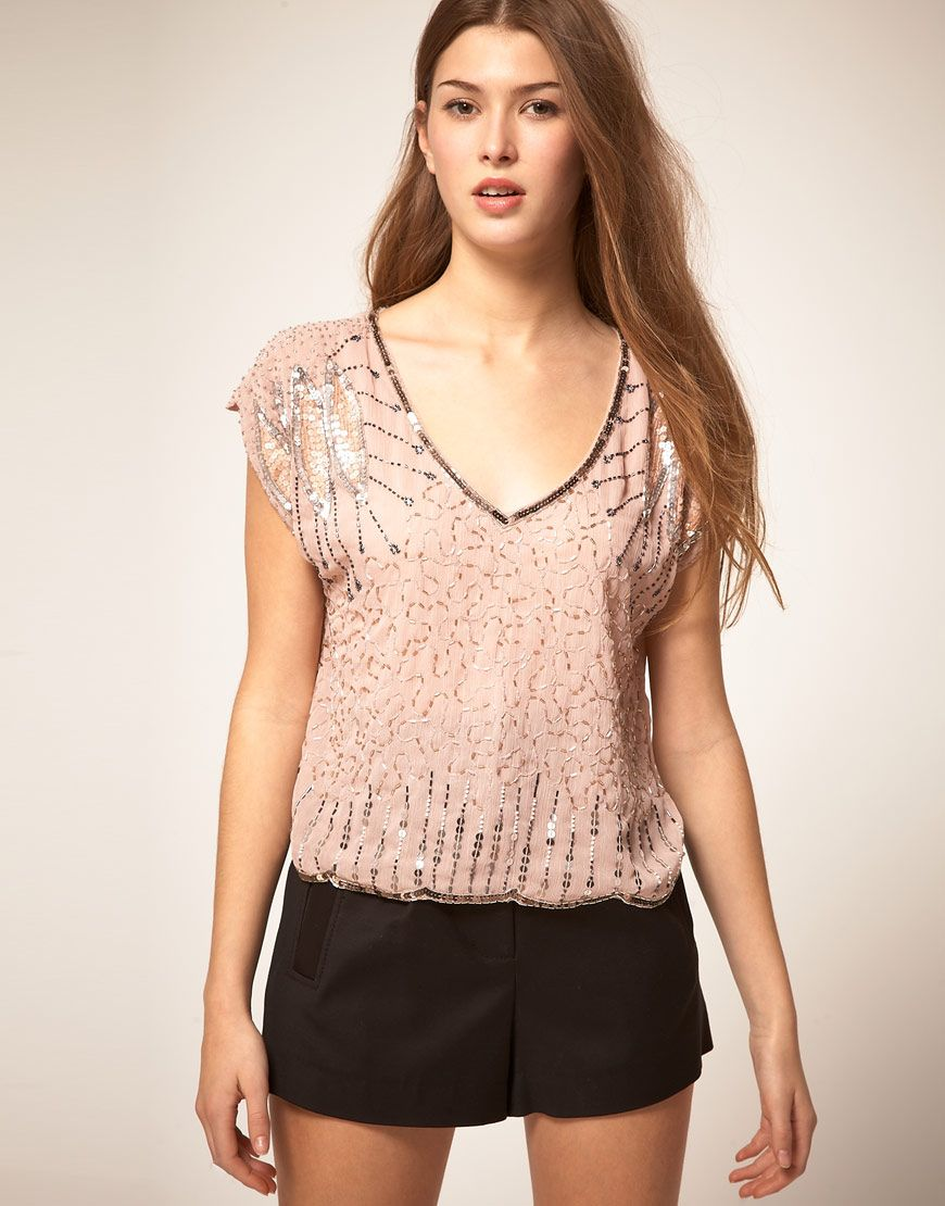 Sequin top by lipsy formal pinterest sequin top lipsy and sequins