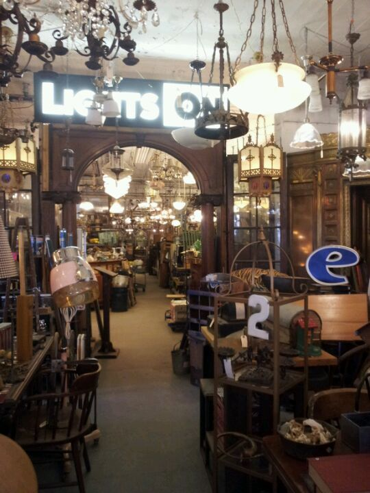 Superieur Antiques And Salvage