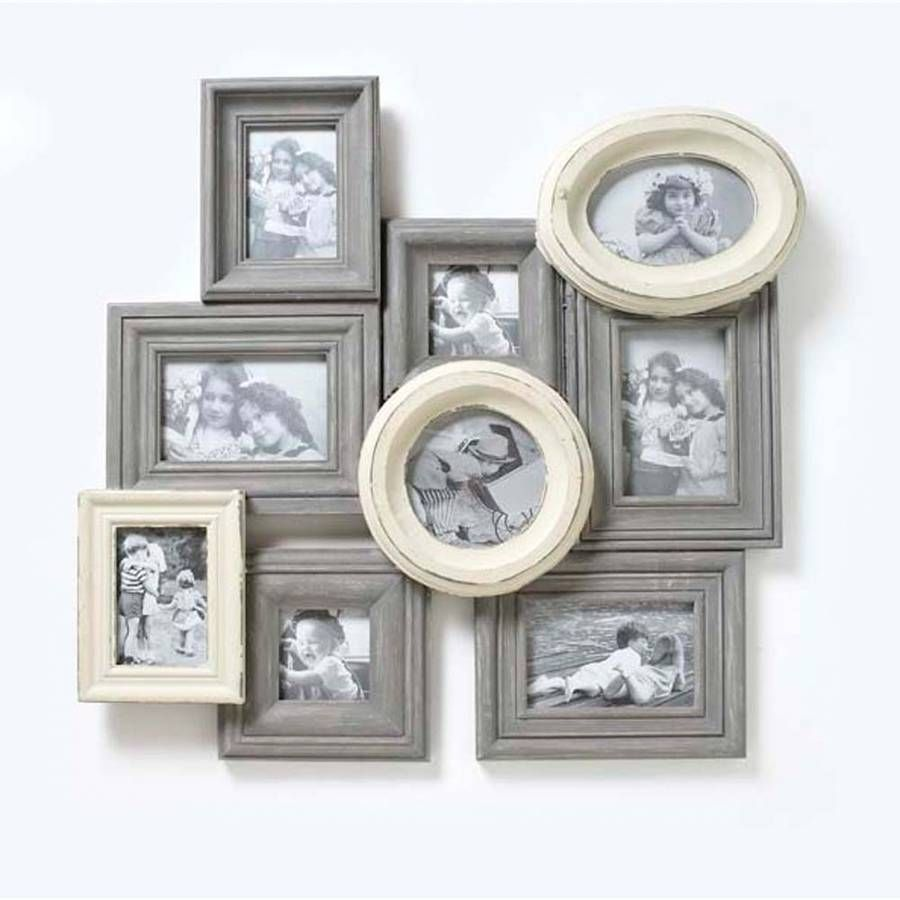 Large Multi Aperture Photo Frame Home Accessories Pinterest