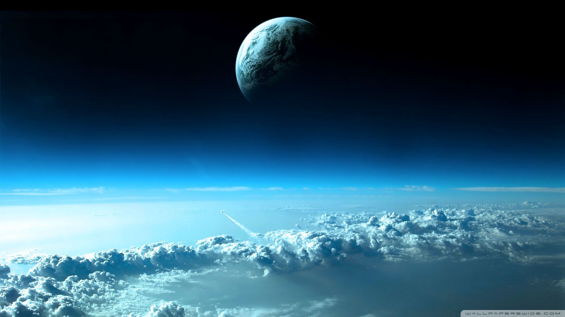 beautiful space view hd desktop wallpaper high definition mobile